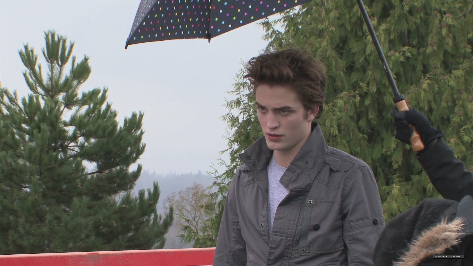 Twilight behind the scenes wallpaper 89624 for Edward cullen house