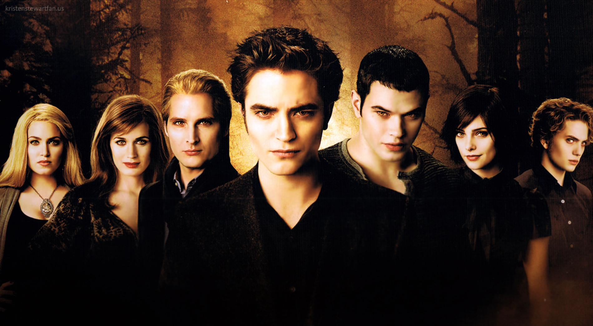 updated list of robert pattinson and twilight cast