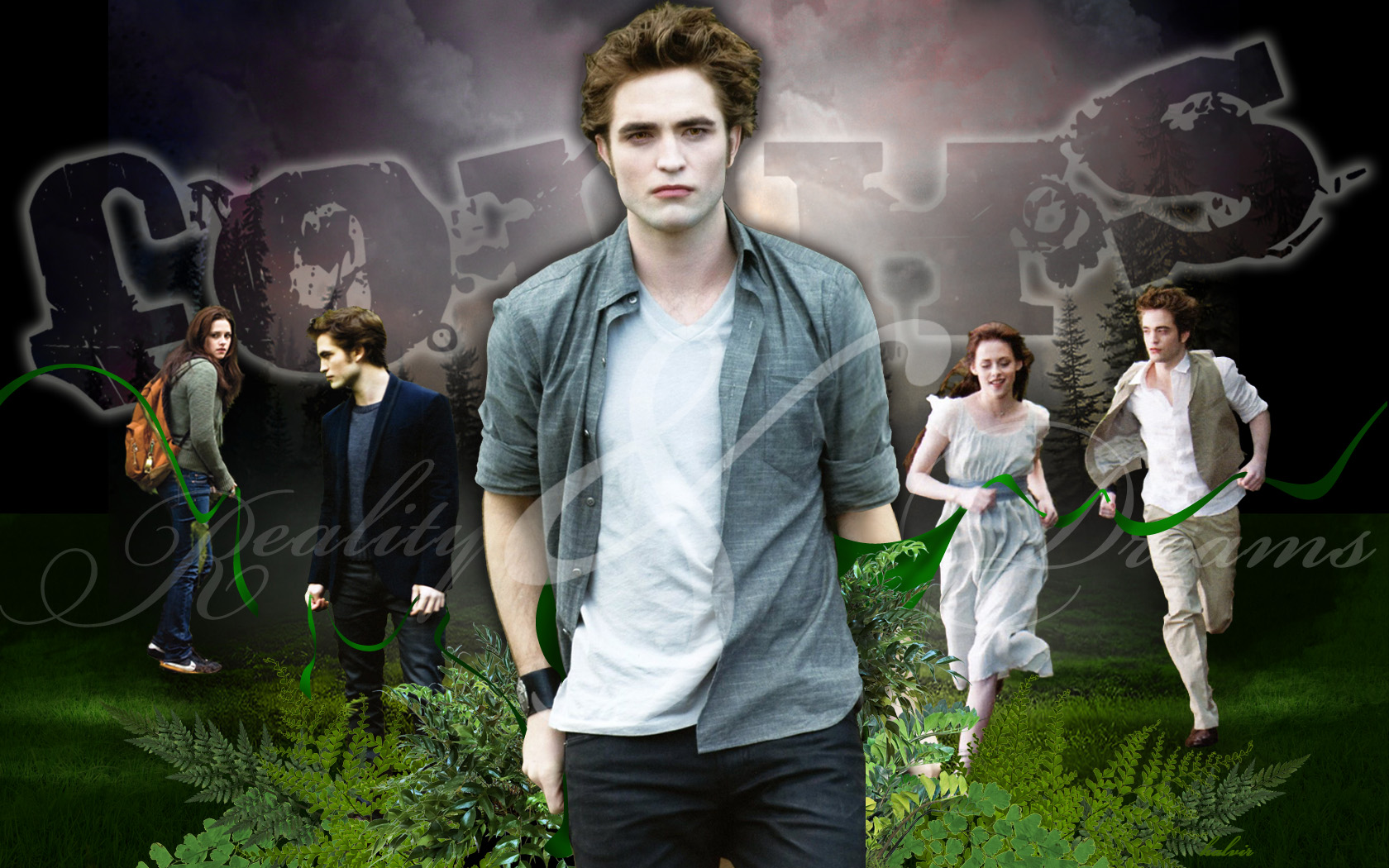 Edward Cullen Wallpaper Thinking Of Rob