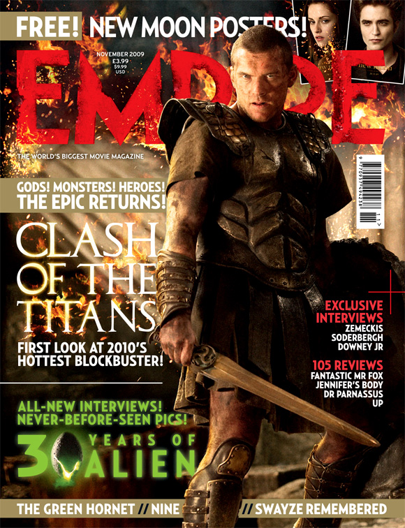 Empire Magazine, November 2009