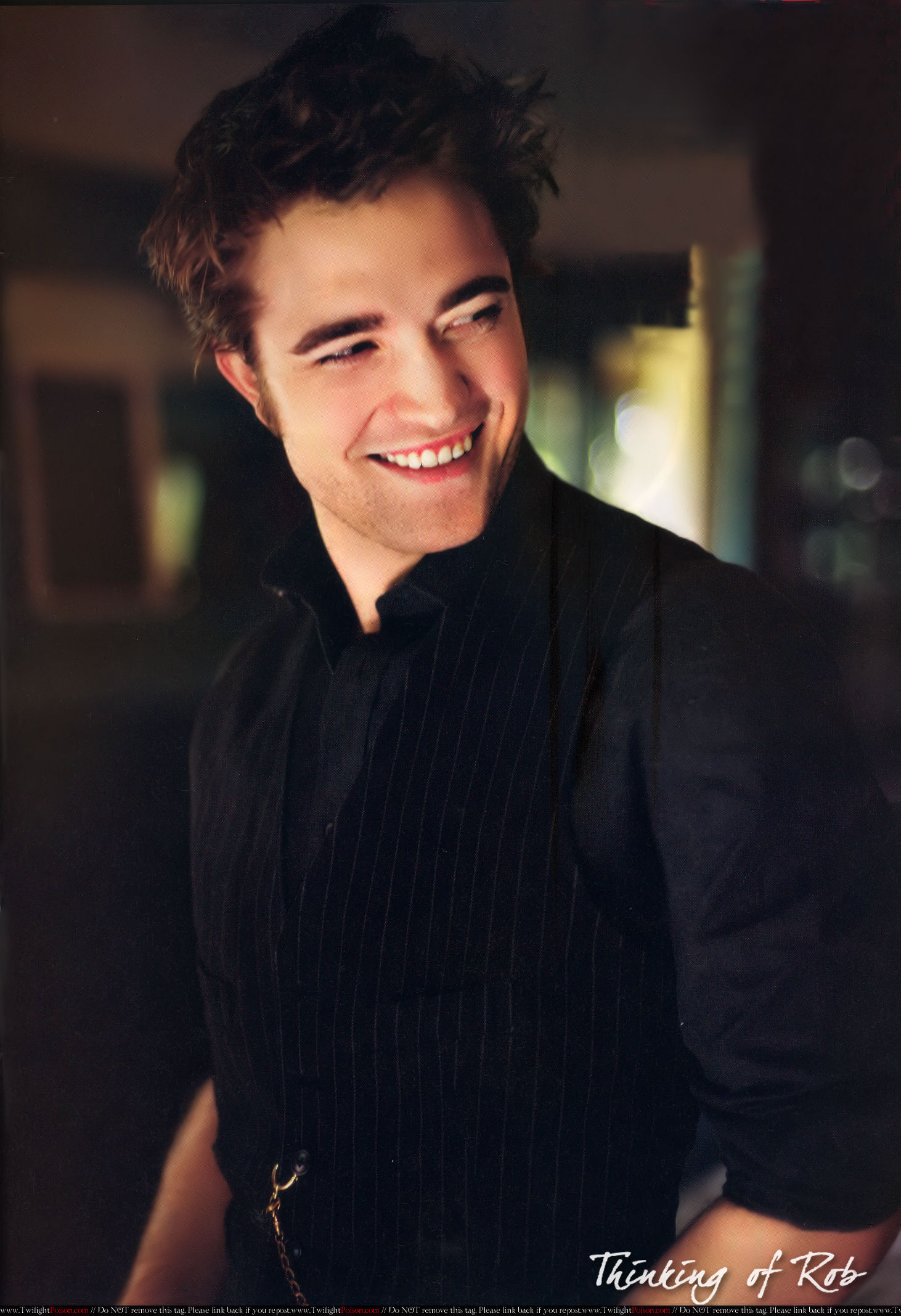 Edward Cullen Smiling