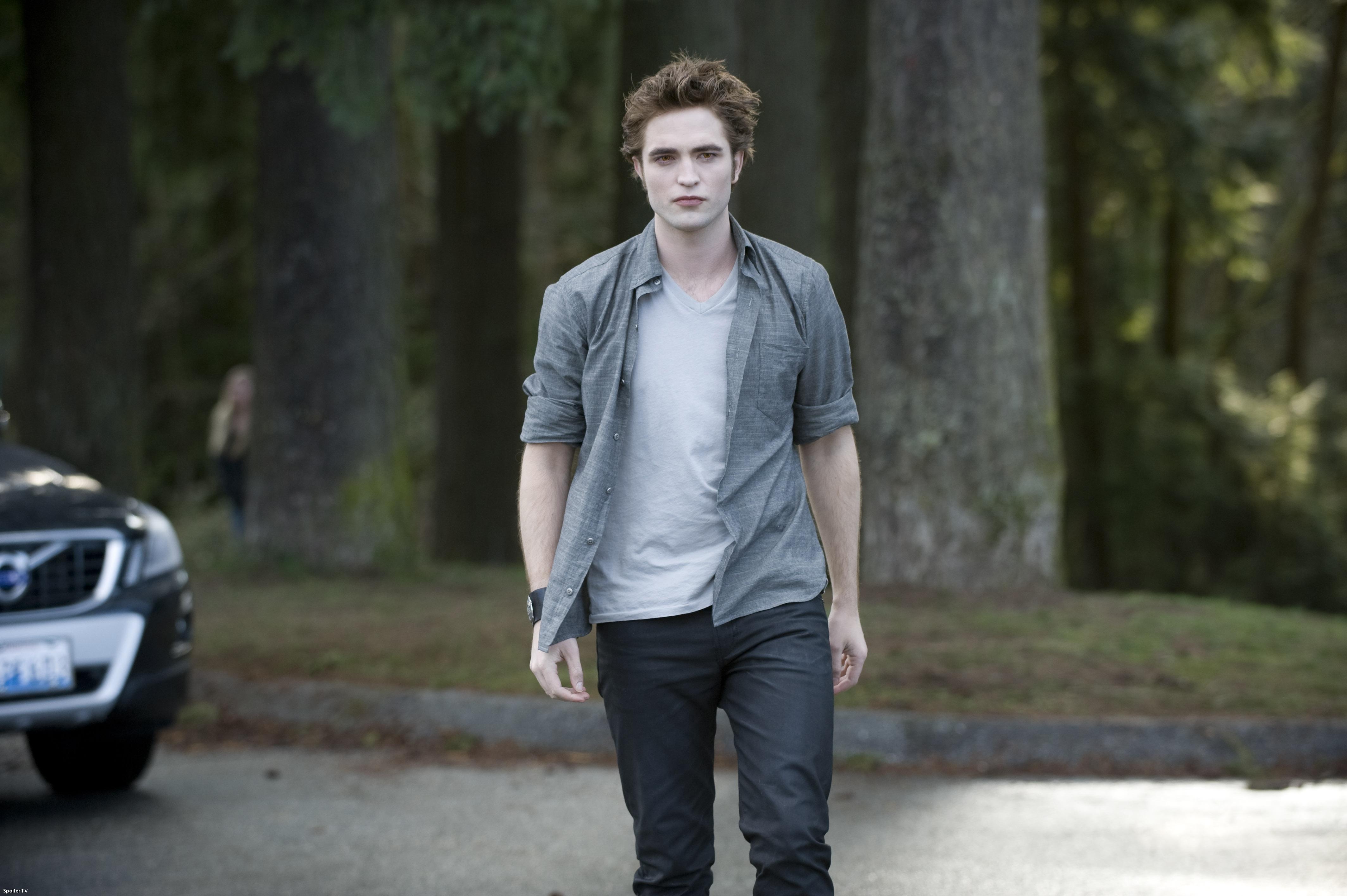 Robert Patterson Twilight Edward Cullen