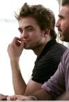 Pattinson's Grand Moment