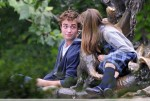 Pattinson in the Park