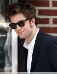 "Robert Pattinson on the set of ""Remember Me"", New York"