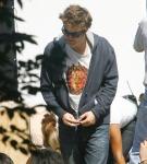 Robert Pattinson at Central Park
