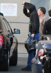 Robert Pattinson arrives at Jimmy Kimmel Live - Part 3