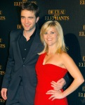 Robert Pattinson, Reese Witherspoon