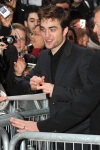 Fans Go Crazy For Robert Pattinson Outside His Premiere