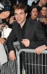 Fans Go Crazy For Robert Pattinson Outside His Premiere