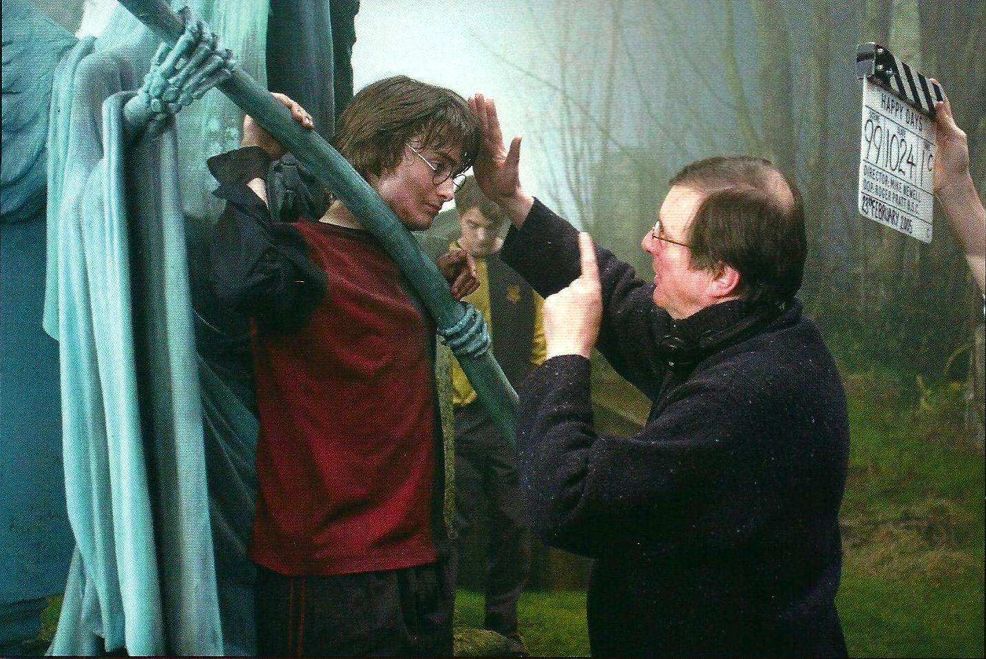 Cedric diggory thinking of rob - Harry potter et la coupe de feu cedric diggory ...