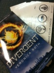 SIGNED copy of DIVERGENT