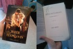 SIGNED Water for Elephants Movie Tie-In by Francis Lawrence
