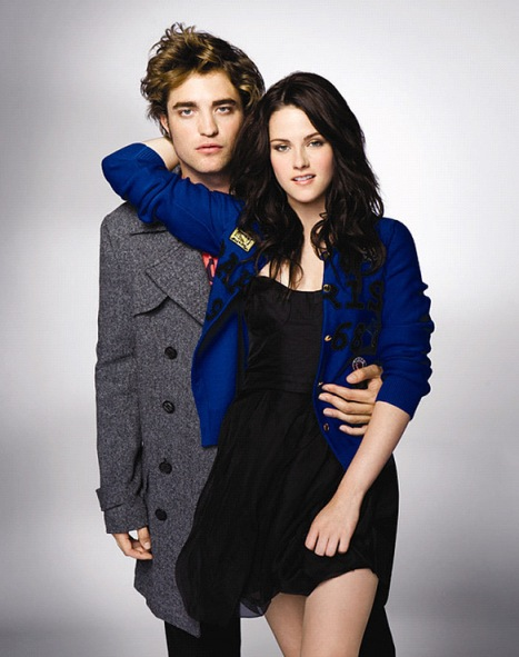 Here's an old/new pic of Rob and Kristen from the Teen Mag photoshoot