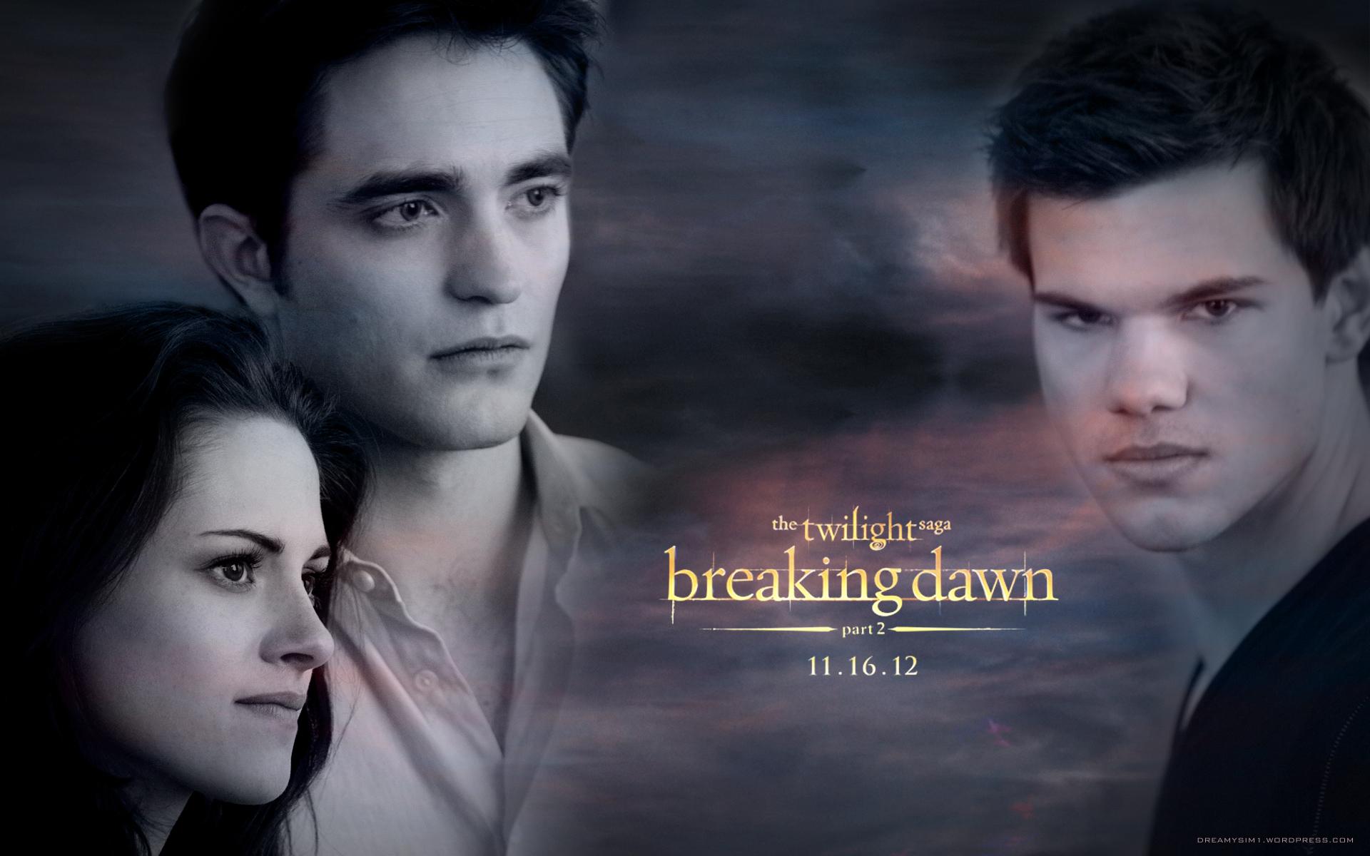 Twilight Breaking Dawn Part