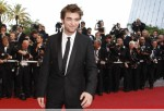 British actor Robert Pattinson arrives f