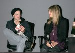 "Robert Pattinson and Catherine Hardwicke Promote ""Twilight"" at the Apple Store Soho"