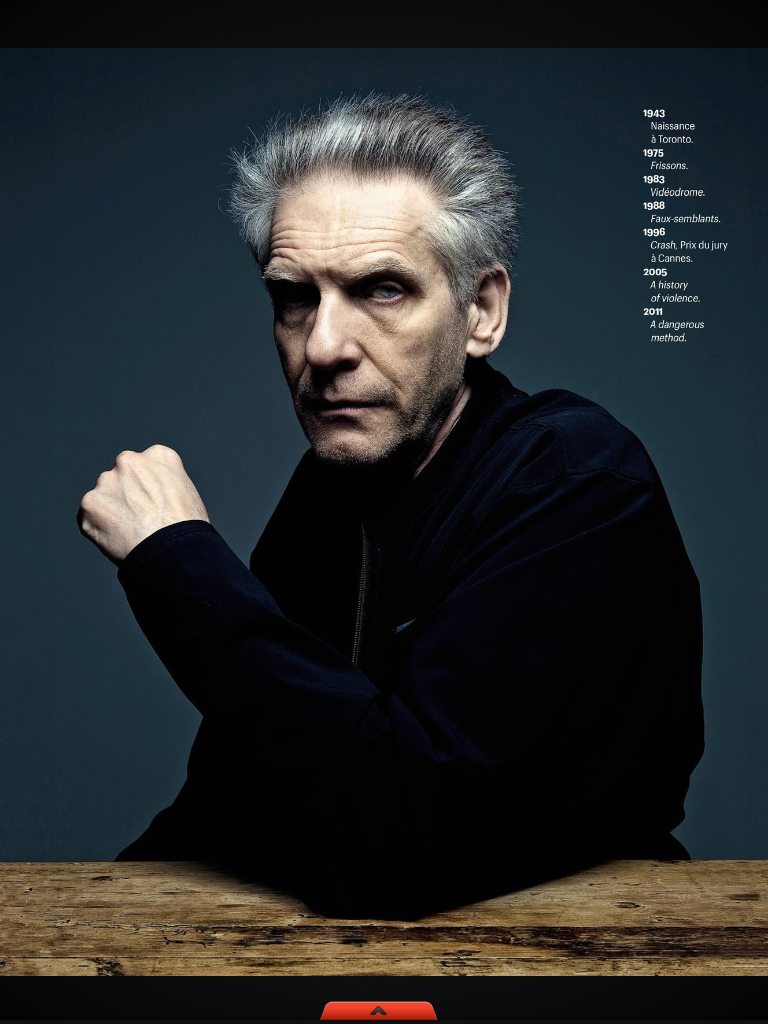 david cronenberg consumed pdf