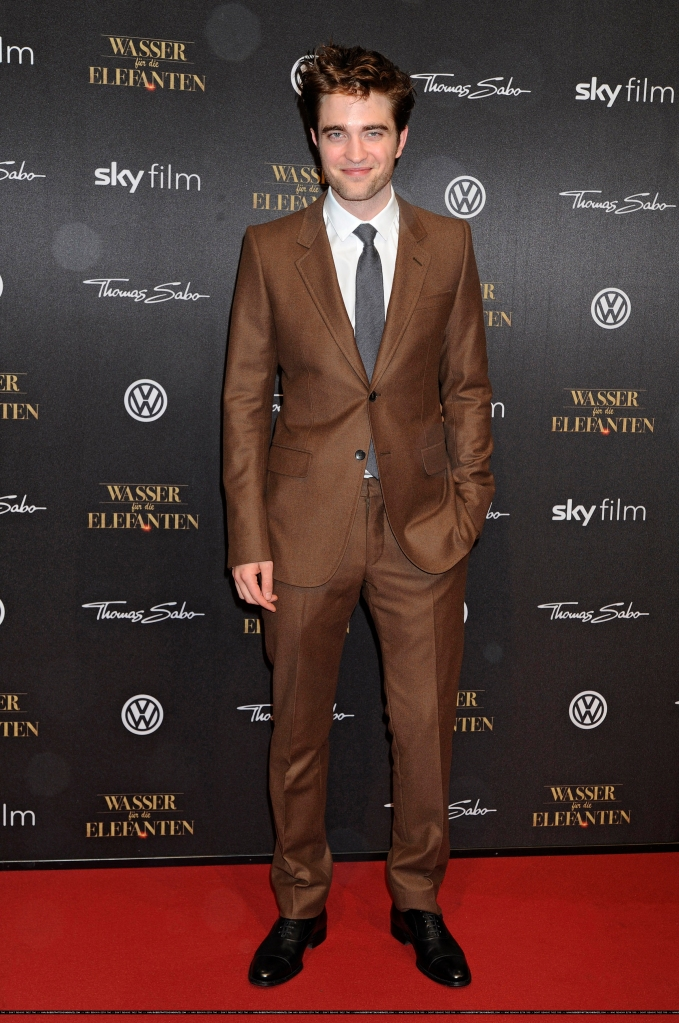 PREMIERE DU FILM 'WATER FOR ELEPHANTS""