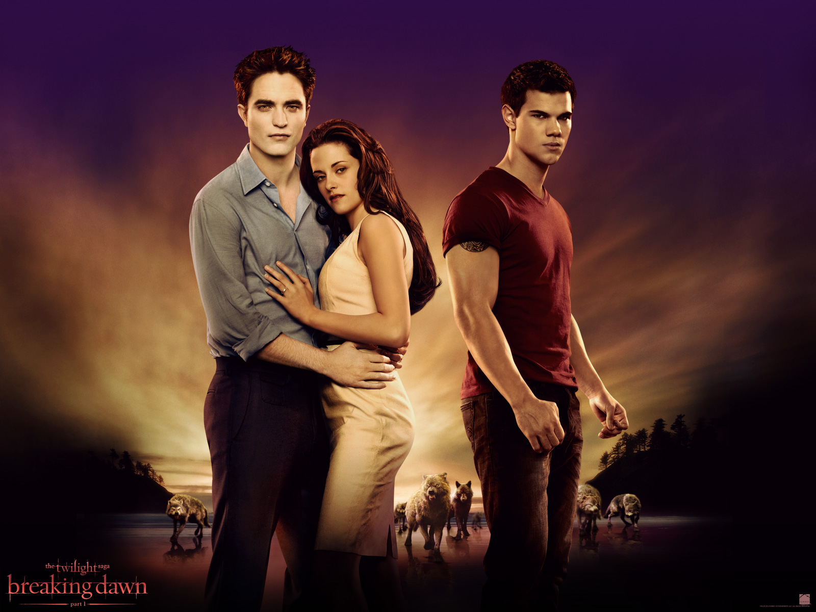 5 different hq twilight wallpapers including japan limited - Twilight breaking dawn wallpaper ...