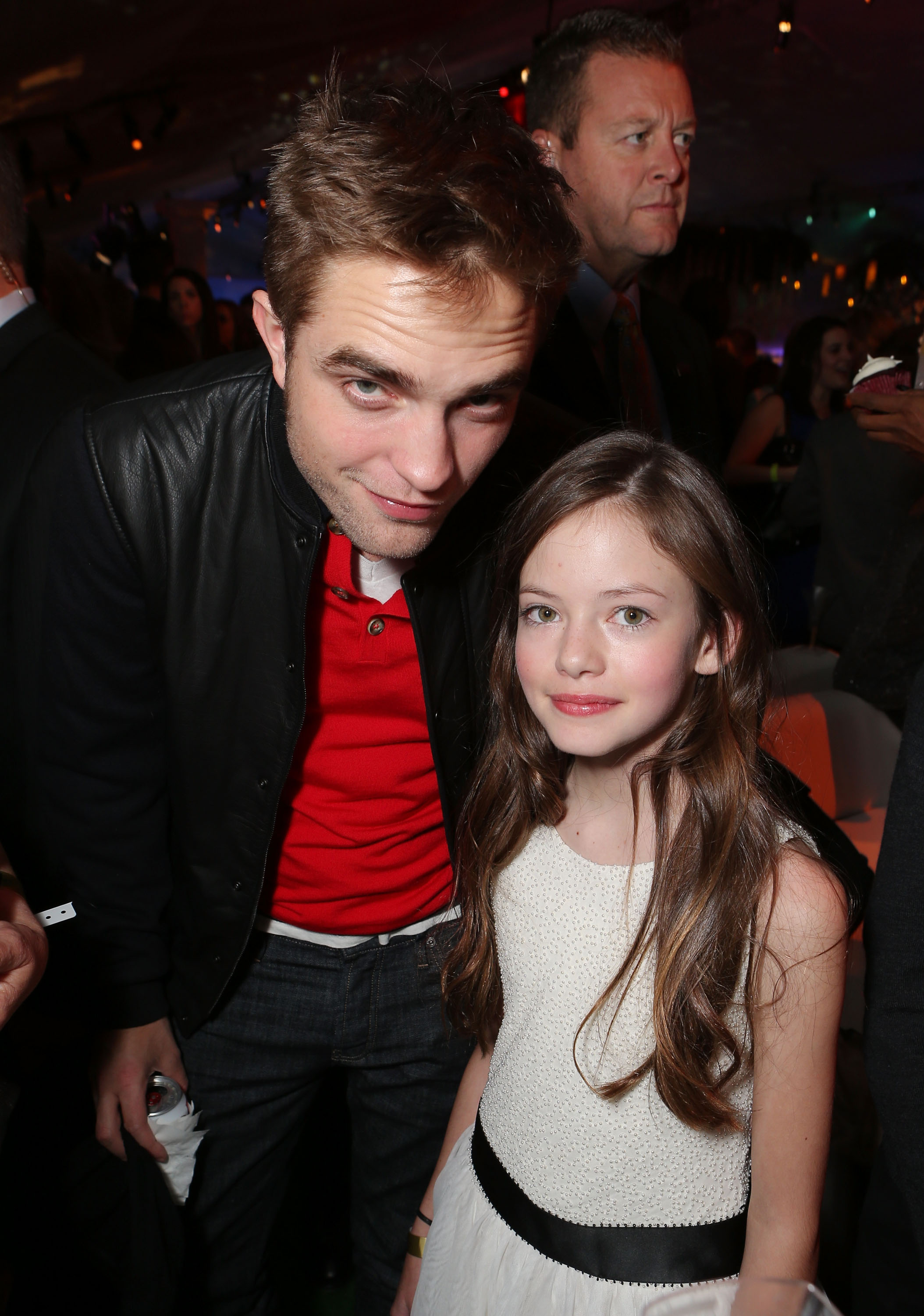 mackenzie foy talks about rob and kristen with usa today