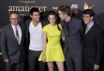 Bill Condon,Taylor Lautner, Kristen Stewart, Robert Pattinson, Wyck Godfrey