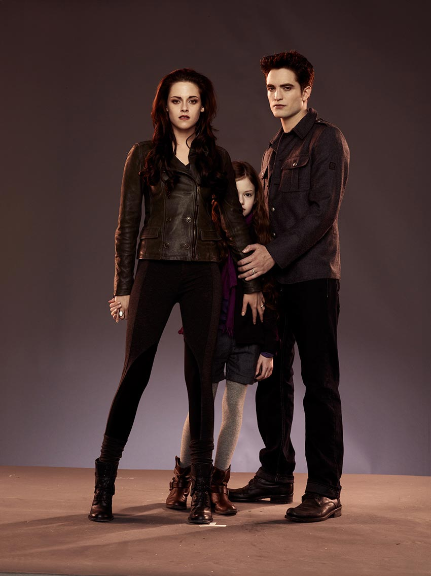 breaking dawn part ii promo pictures in better quality