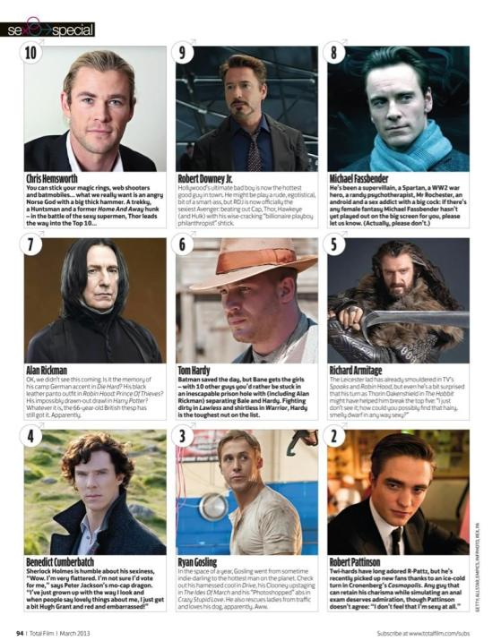 TotalFilm20122