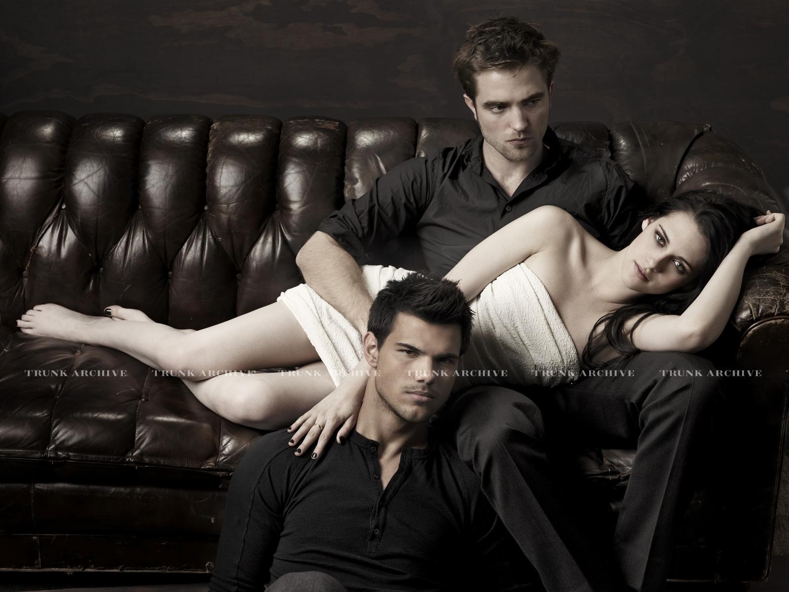 Twilight Cast Teen Magazine 75