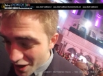 robert pattinson italia the sun in a smile photo london 10