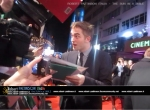 robert pattinson italia the sun in a smile photo london 19