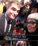 robert pattinson italia the sun in a smile photo london 24