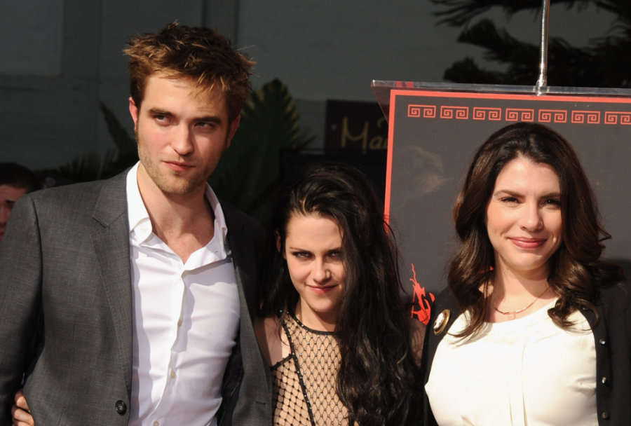 Saga Crepusculo AP: Stephenie Meyer comenta sobre Twilight, Robert ...