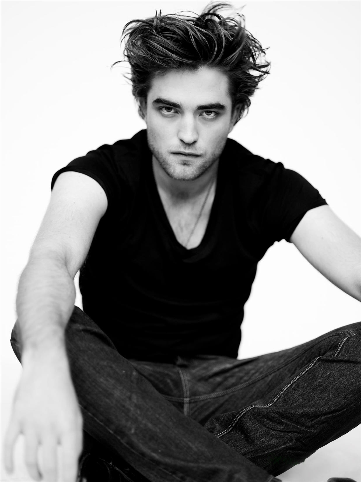 Flashback Picture Post: Robert Pattinson GQ Outtakes ...