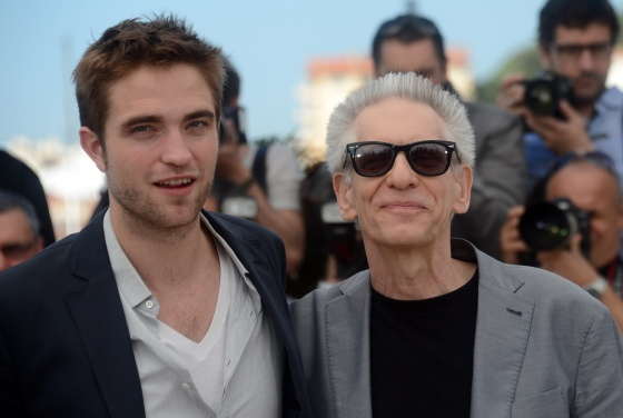 British actor Robert Pattinson and Canad