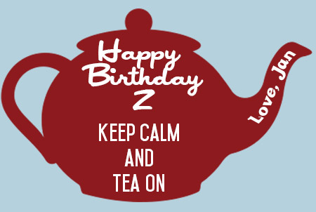 Z birthday