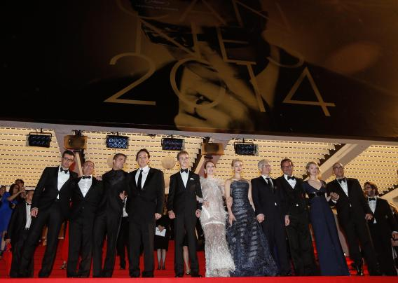Maps To The Stars Premiere - 67th Cannes Film Festival