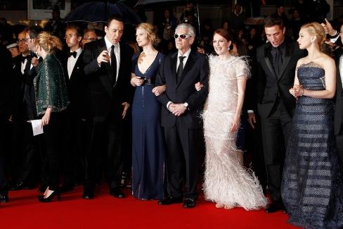 Robert Pattinson, Julianne Moore, David Cronenberg, Evan Bird, Mia Wasikowska, John Cusack, Sarah Gadon