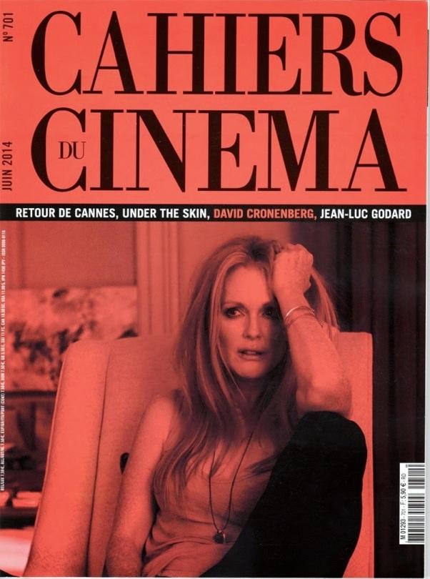 Cahiers Du Cinéma Cover Scan