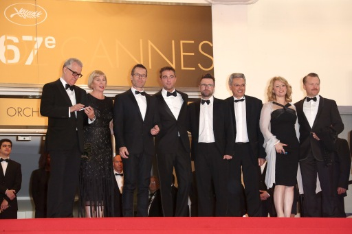 CANNES FILM FESTIVAL - RED CARPET 'THE ROVER'