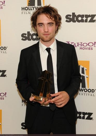 12th Annual Hollywood Film Festival Awards Gala - Backstage