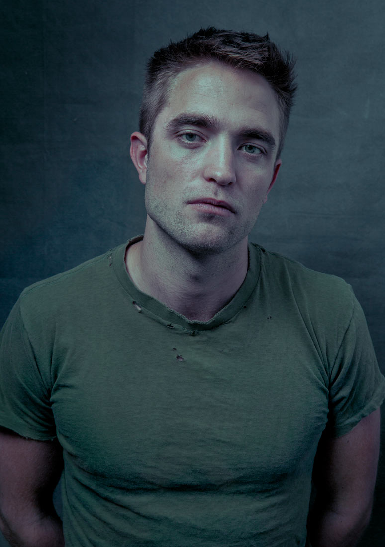 New outtakes of Robert Pattinson from 'The Hollywood ... Robert Pattinson